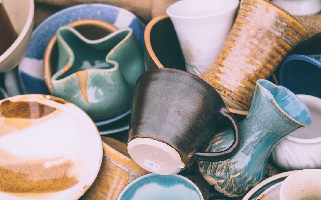 La céramique : au top de la tendance déco