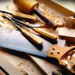 Le charpentier : l'artisan du bois