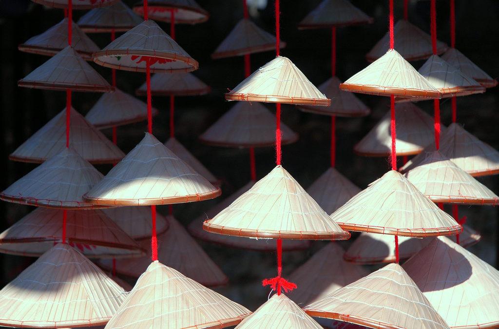 Le « Nón lá », un symbole de l'artisanat vietnamien