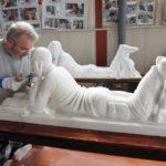 Le sculpteur : métier et formation