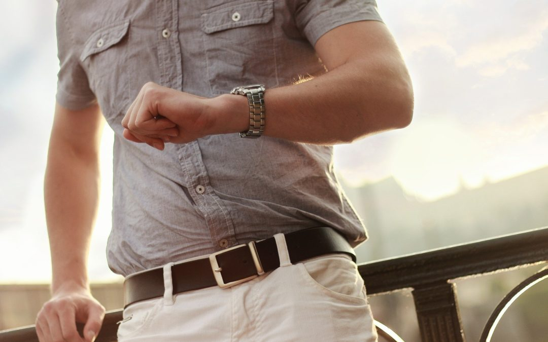 La fabrication artisanale de bracelet-montre