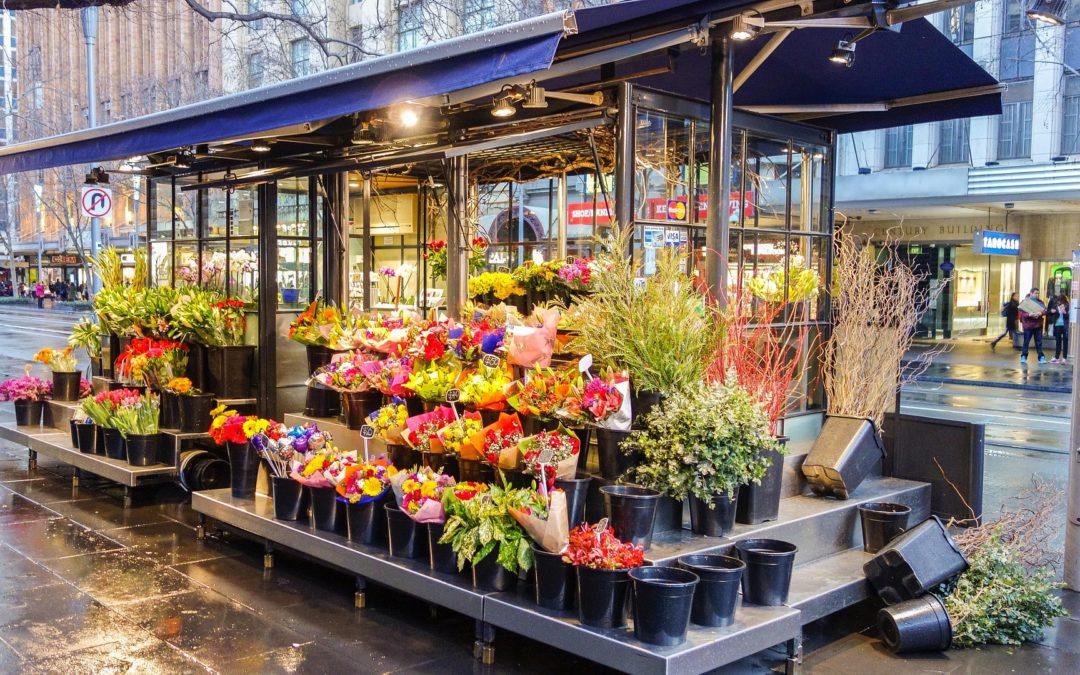 Fleuriste : à la fois artiste et commerçant