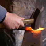 Le métier de forgeron